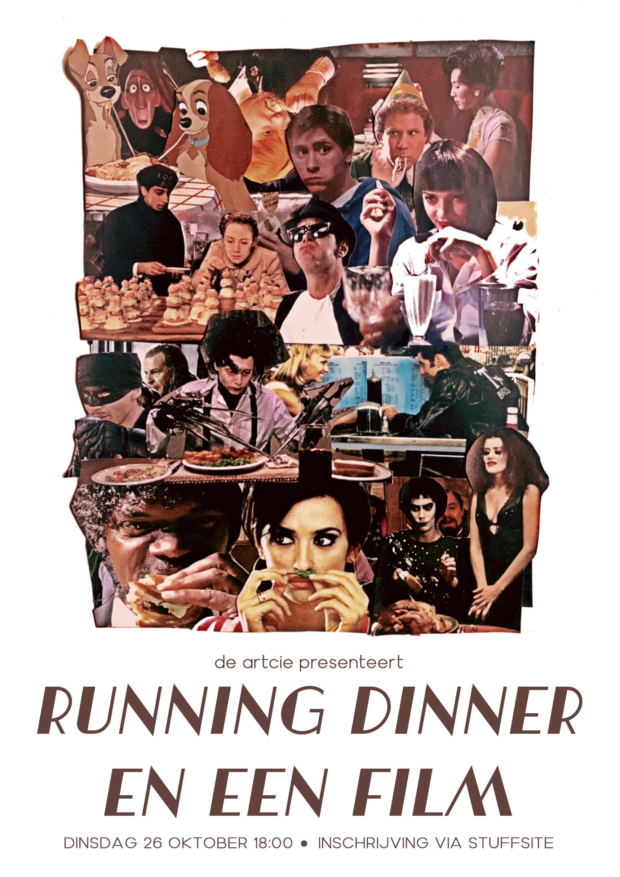 Running-dinner-en-een-film