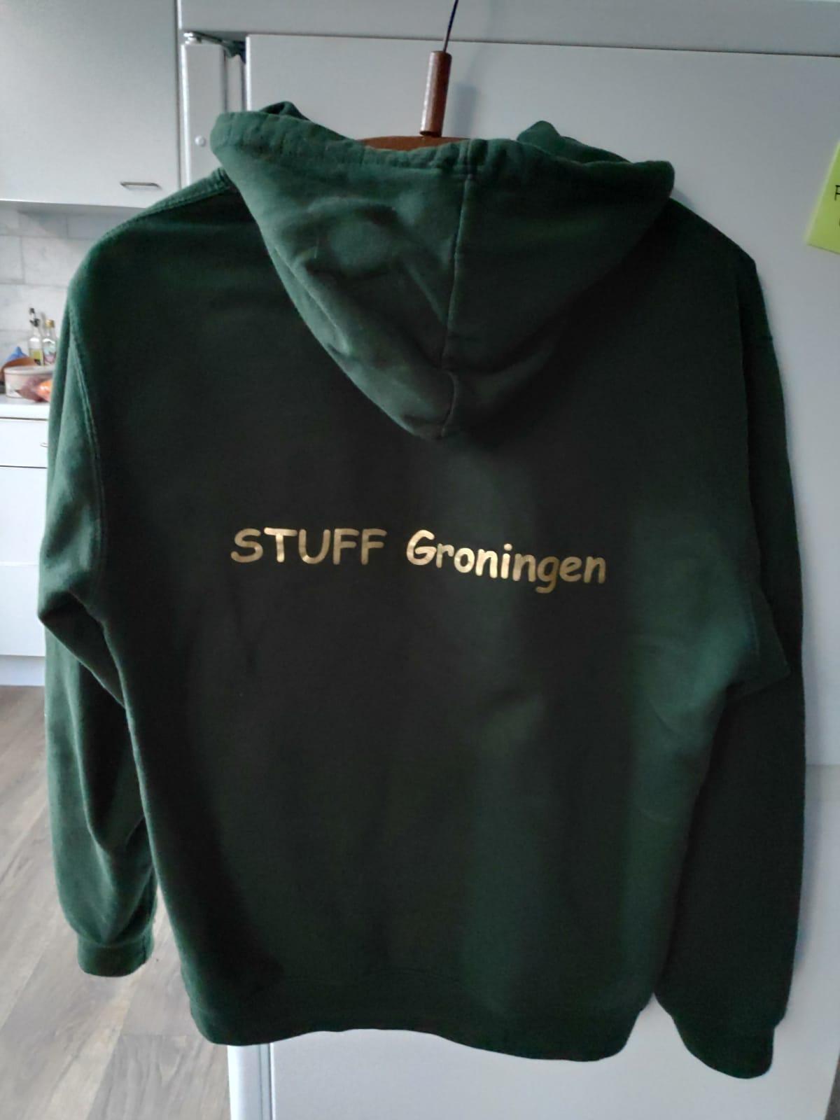 STUFF hoodies | STUFF truien
