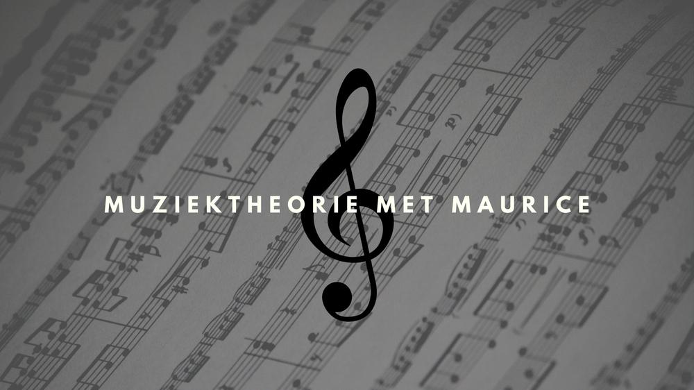 Muziektheorie met Maurice (online cursus)