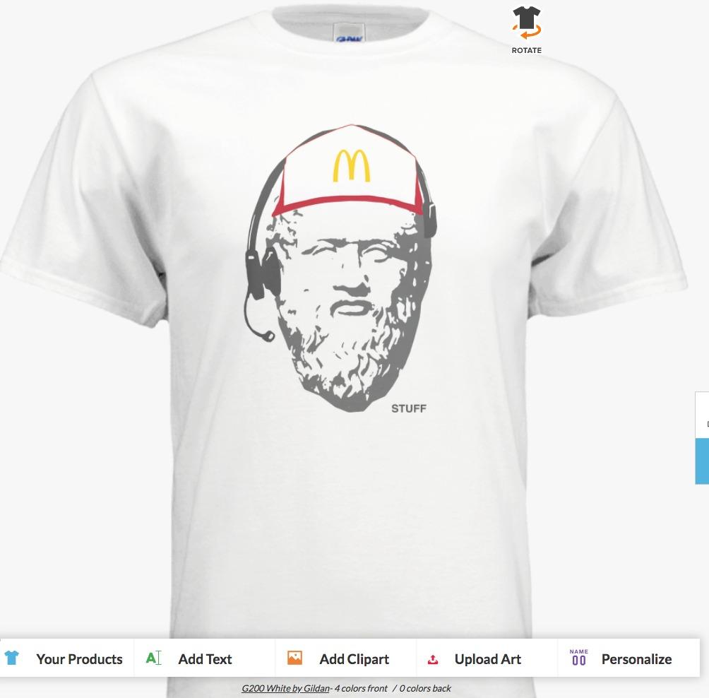 STUFF shirt